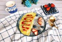 钟爱早餐-蛋包饭的做法