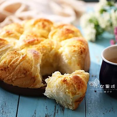 奶油椰蓉面包
