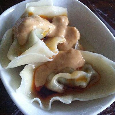 夏季的极端美味,上海风味冷馄饨