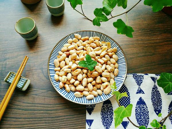 #带着零食去旅行!#椒盐香酥花生米