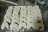 香菇木耳鸡蛋饺子的做法