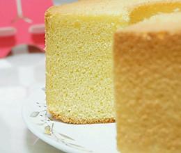 淡奶油戚风蛋糕的做法