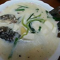 补钙鲫鱼豆腐汤的做法图解1