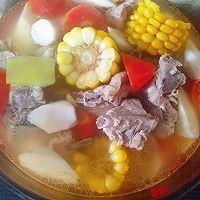 山药玉米排骨汤的做法图解7