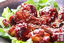 小羽私厨之无油腐乳鸡翅根的做法
