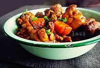 韩式黄焖鸡的做法