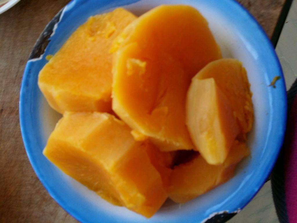 南瓜红枣发糕的做法步骤