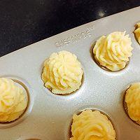 酥到掉渣的黄油曲奇饼干 网红菊花挤花款#相约MOF#的做法图解16