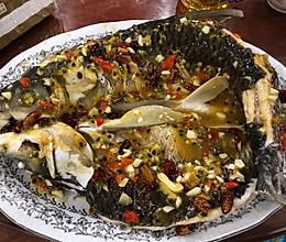 百香果酸辣鱼*媲美泰国柠檬鱼的做法