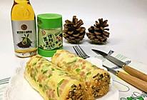 肉松卷-宝宝早餐的做法