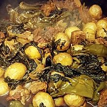 朝鲜族小土豆酱牛肉—奶奶的味道