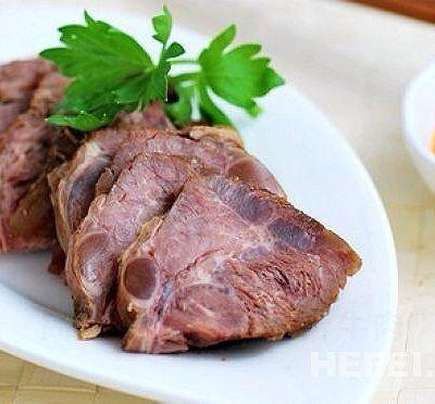 简单几步做出美味酱牛肉