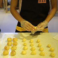 黄金月饼酥的做法图解9