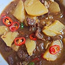#夏日撩人滋味#好吃的土豆焖牛肉