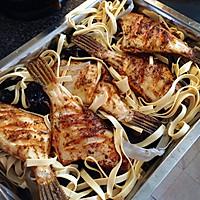 秘制烤鱼的做法图解9