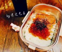 茶泡饭~学生党的简易便当版的做法