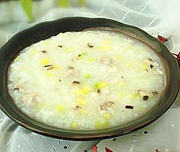 蔬菜瘦肉粥——冬季暖身的做法