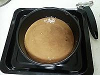 轻松几步做出美味提拉米苏(巧克力海绵蛋糕版)的做法图解5