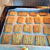 为家人打造健康小零食——全麦消化饼干的做法图解4
