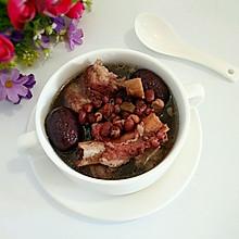 茯苓排骨红豆汤