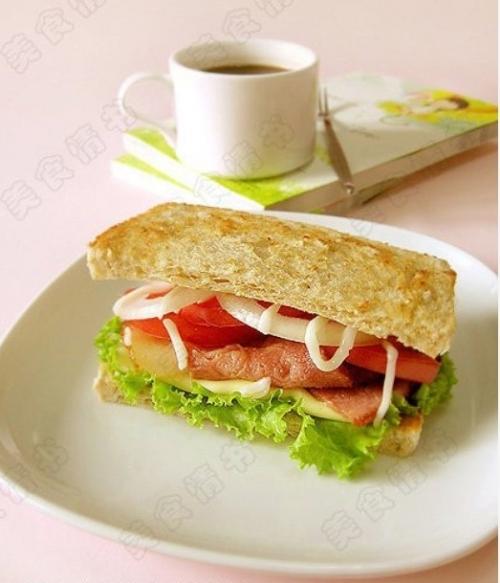 B.L.T.:三明治的做法