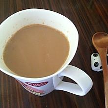 奶茶~暖胃奶茶泡出来!