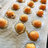 懒人自有妙计:红豆沙蛋黄酥 &紫薯肉松蛋黄酥(蛋挞皮版)的做法图解1