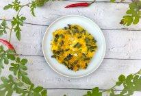 豆角煎蛋的做法