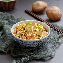 香菇肉末烩豆腐