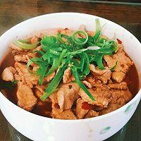 """""""水煮肉片""""(或""""水煮海鲜"""")的N种美味组合:四季水煮肉片的做法图解7"""