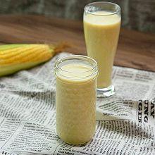 奶香玉米小米汁#胃,我养你啊#