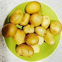 烧烤味小土豆的做法图解2