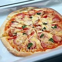 【意味】意大利披萨 自制PIZZA酱 #精品菜谱挑战赛#的做法图解38