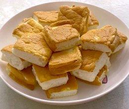 魔芋蛋糕(无糖无油无面粉无蛋黄)的做法
