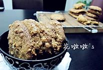 秋季养生--红糖燕麦酥饼的做法