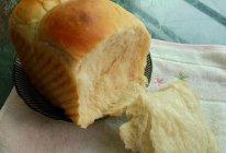 零失败~超软汤种北海道奶香吐司(两个450g的量)的做法