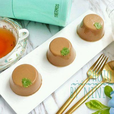 港式奶茶冻