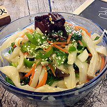 清爽小拌菜——抢拌手撕杏鲍菇