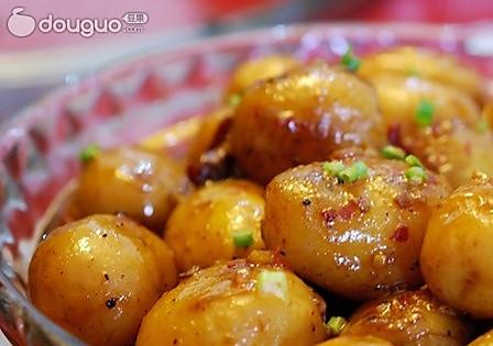 红焖小土豆的做法