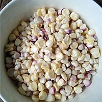 """天然""""抗衰剂"""":双椒玉米粒的做法图解1"""