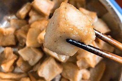 自制鱼豆腐