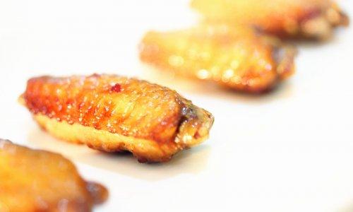 烤鸡翅的做法(烤箱烤鸡翅)的做法
