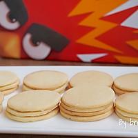 愤怒的小鸟糖霜饼干的做法图解7