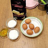 #一道菜表白豆果美食#电饭煲版戚风蛋糕的做法图解1