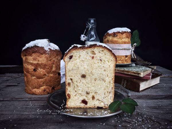 杏仁蔓越莓果干面包的做法
