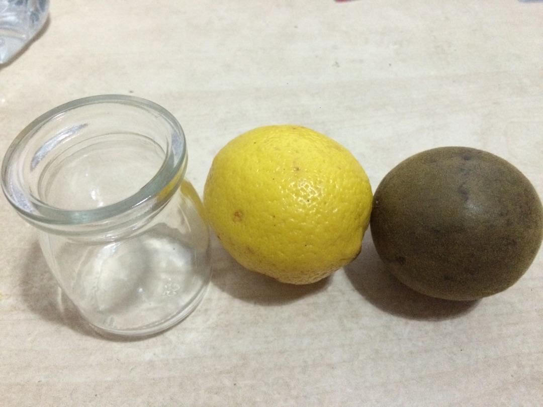 罗汉果柠檬茶的做法步骤