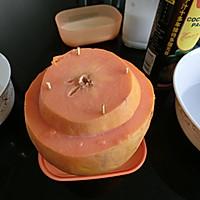 木瓜椰奶冻的做法图解7