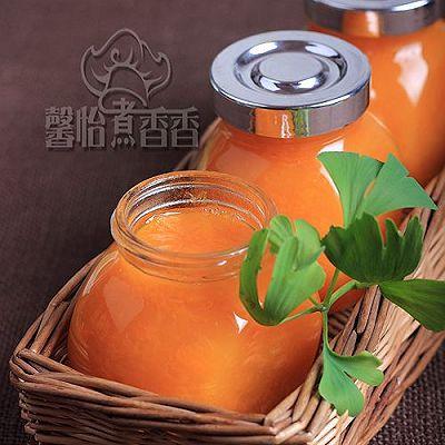 打造纯手工天然果酱----酸酸甜甜的杏子酱