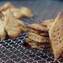 海苔肉松饼干#美的烤箱菜谱#