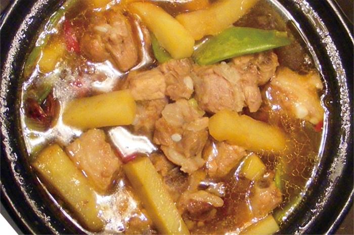 土豆炖排骨的做法_【图解】土豆炖排骨怎么做好吃